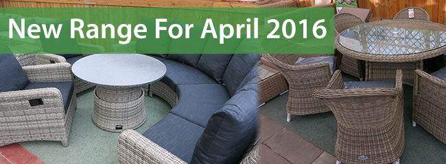 Garden Furniture 2016 Uk gardencentreshopping release new garden furniture range for april
